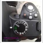 Einstellungsmöglichkeiten der Nikon D3200