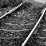 Kein Zug fährt mehr